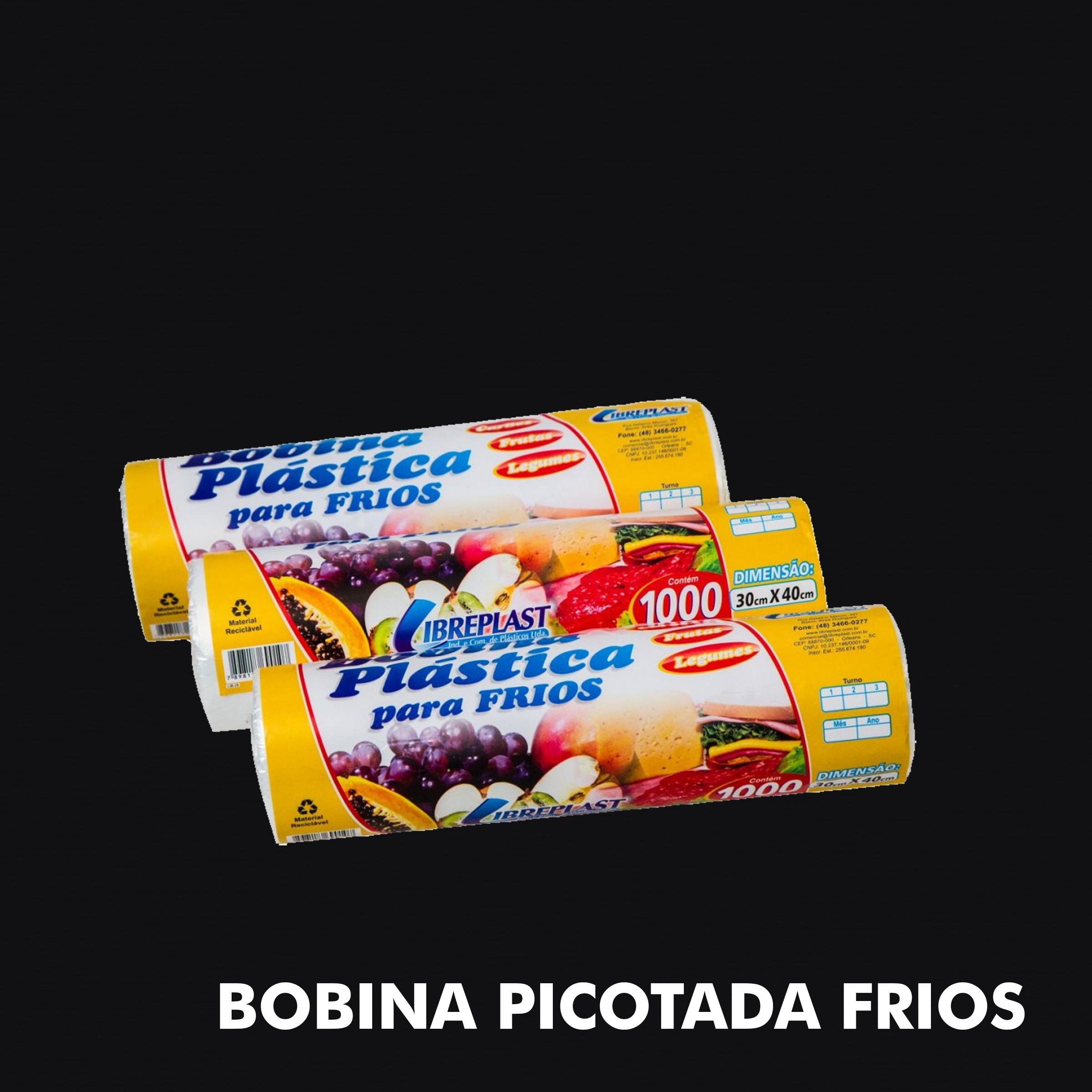 Bobina Picotada Frios - RF