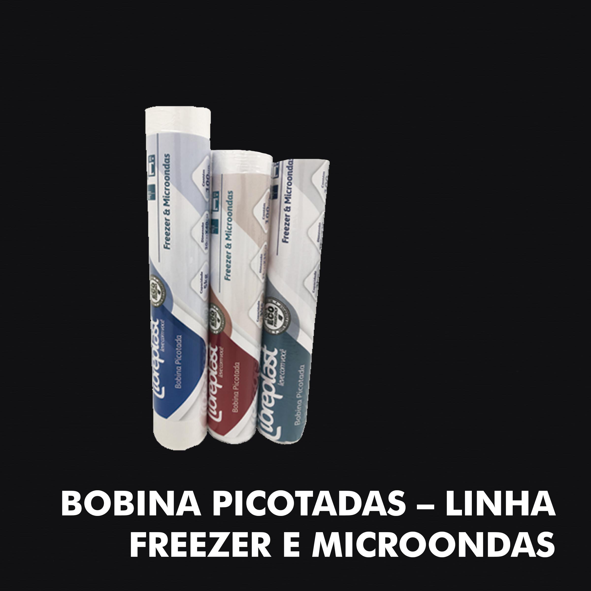Bobina Picotada  – Linha Freezer e Microondas - RF