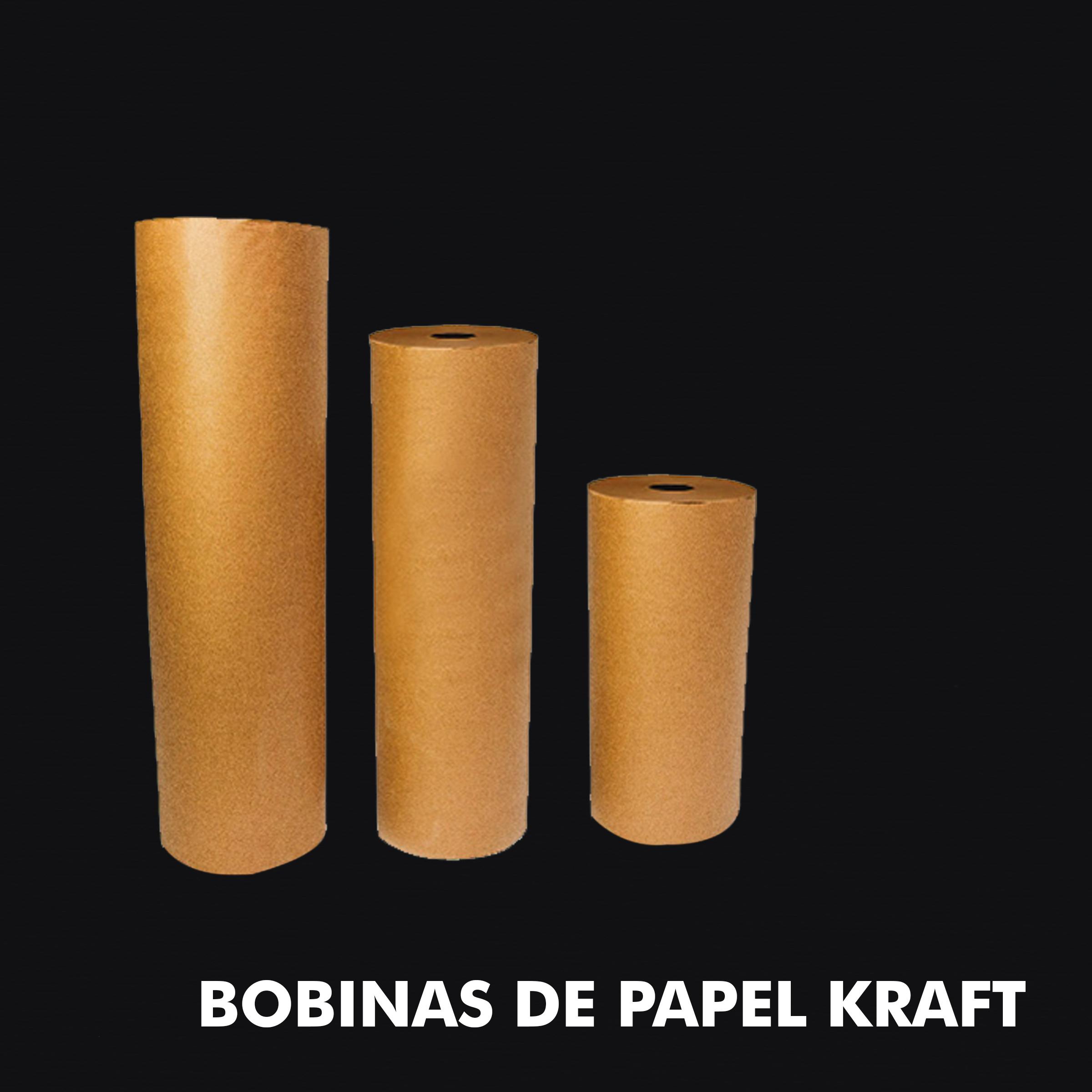 Bobina de Papel Kraft - RF