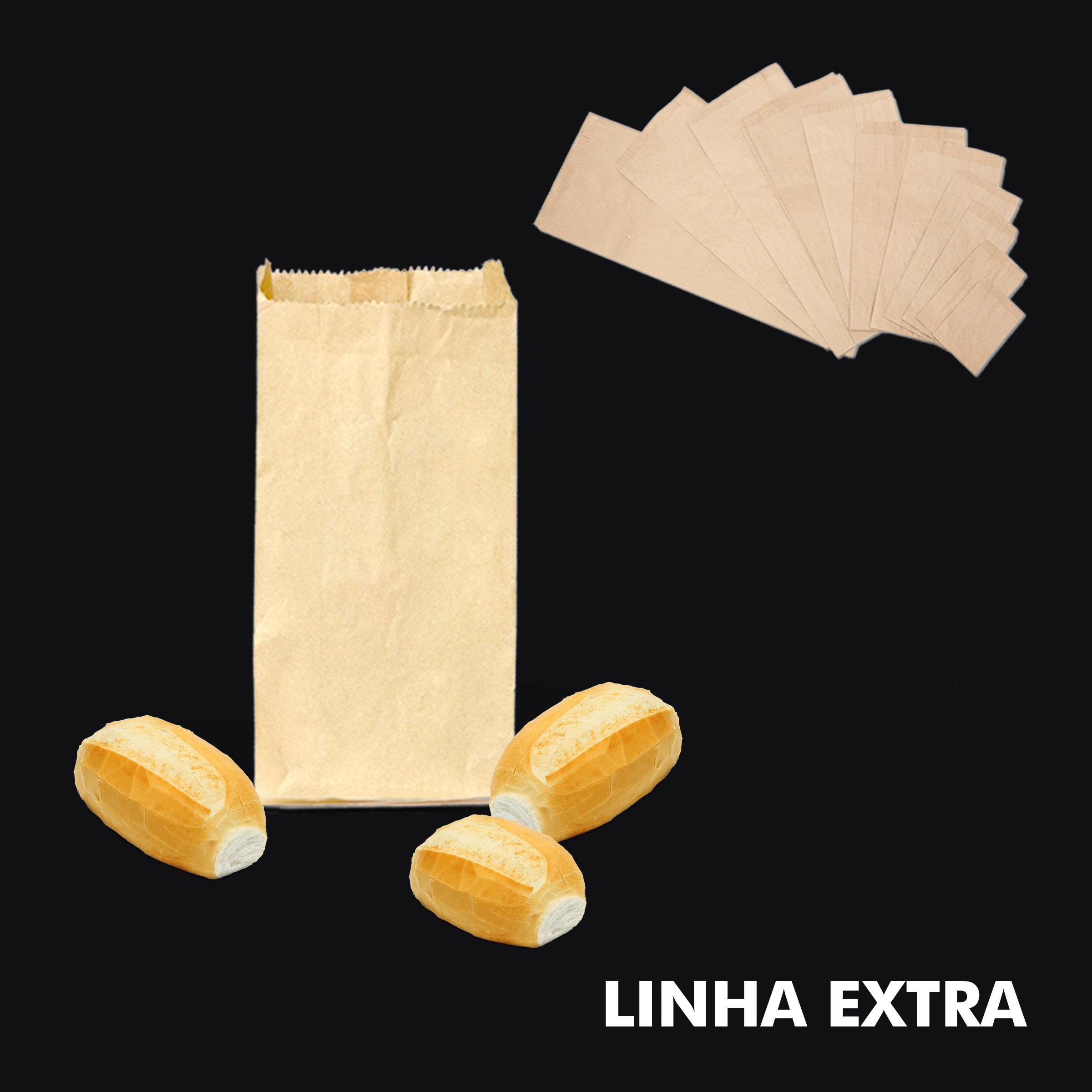 Saco de Papel Kraft Mix – Linha Extra - RF