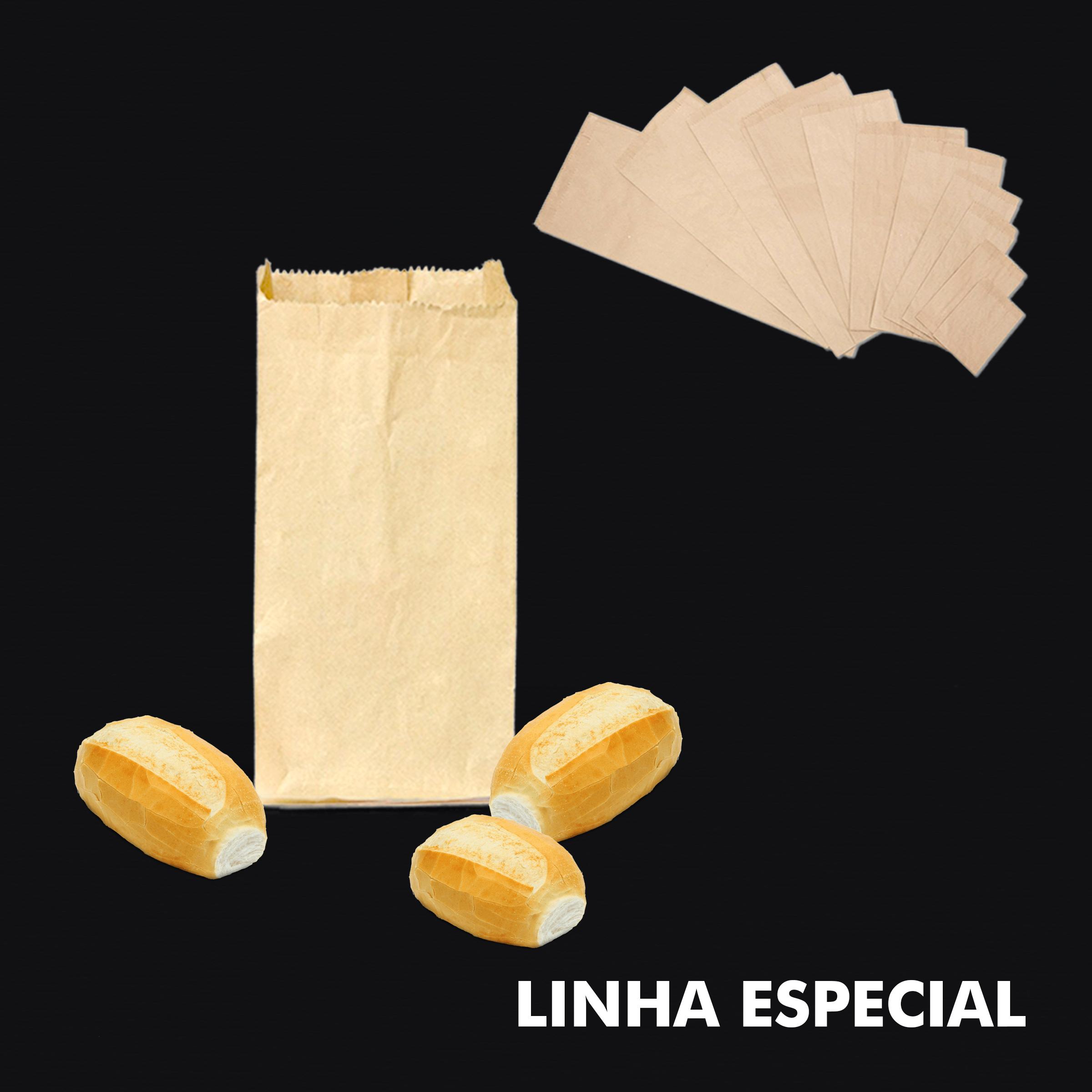 Saco de Papel Kraft Mix – Linha Especial - RF