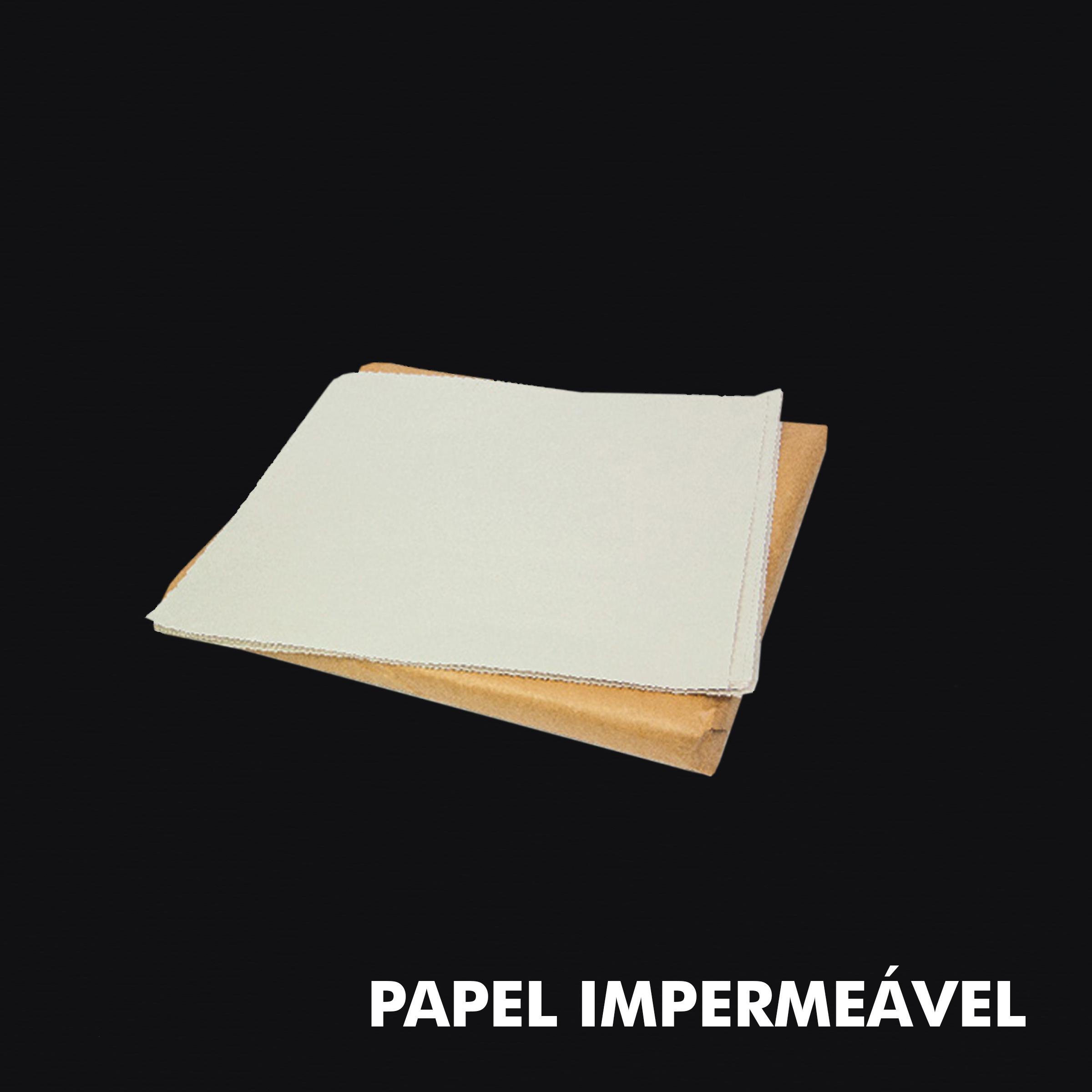 Diversos – Papel Impermeável (Papel Manteiga) - RF