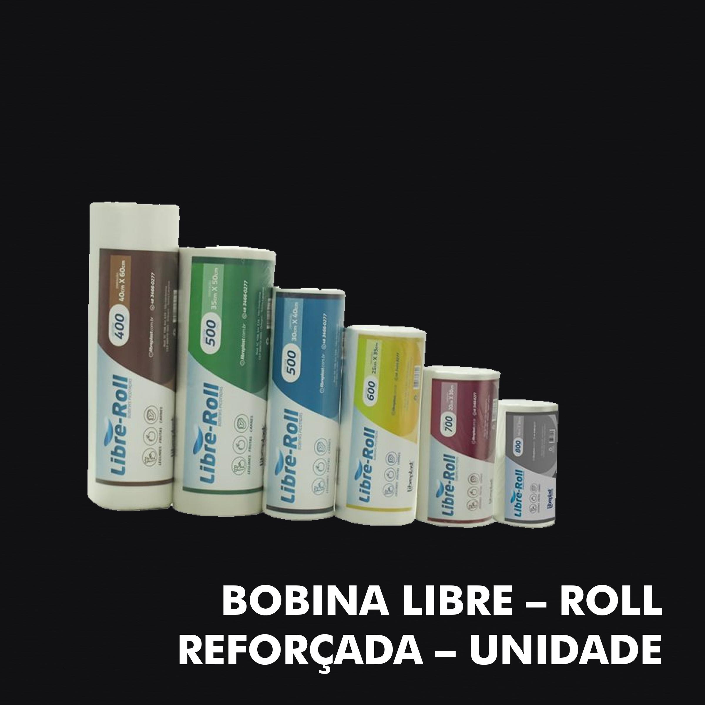 Bobina Libre – Roll Reforçada – Unidade - RF